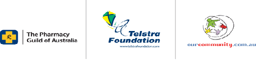 Telstra Foundation, 5000 Pharmacists, Laughing Yogis Launch Unique